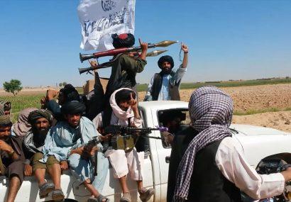 طالبان فراه برای سقوط شهر، از طالبان چند ولایت کمک گرفته است