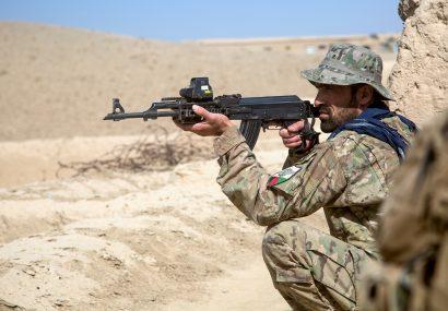 طالبان در نبرد با ارتش هرات چهار کشته و سه زخمی دادند