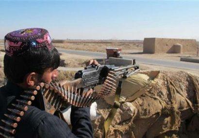 نیروهای خیزش مردمی در دولتیار غور ۱۴ کشته دادند