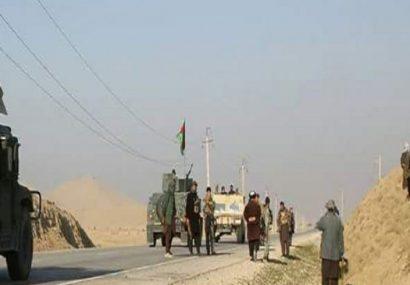 انفجار ماین برای ارتش فراه پنج کشته داشت