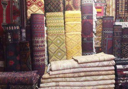 فرش دستباف هرات با قرنها قدمت در معرض فراموشی است
