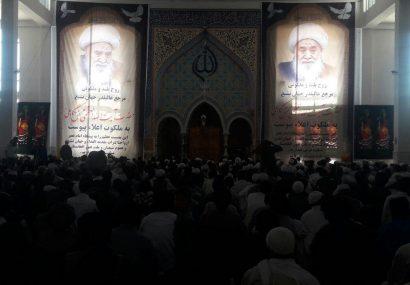 وفات ملکوتی آیت الله محقق کابلی جهان اسلام را اندوهگین ساخت