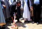 شهرداری هرات کانکریتریزی و ایجاد کانالهای آبرو را در ناحیه پانزدهم آغاز کرد