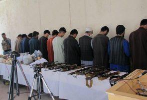 پولیس هرات ۸۴۱ تن را در پیوند با انجام جرایم مختلف دستگیر کرده است