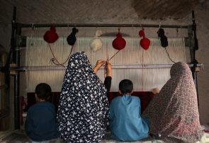 قالین افغانستان زیر پرچم پاکستان به فروش میرسد