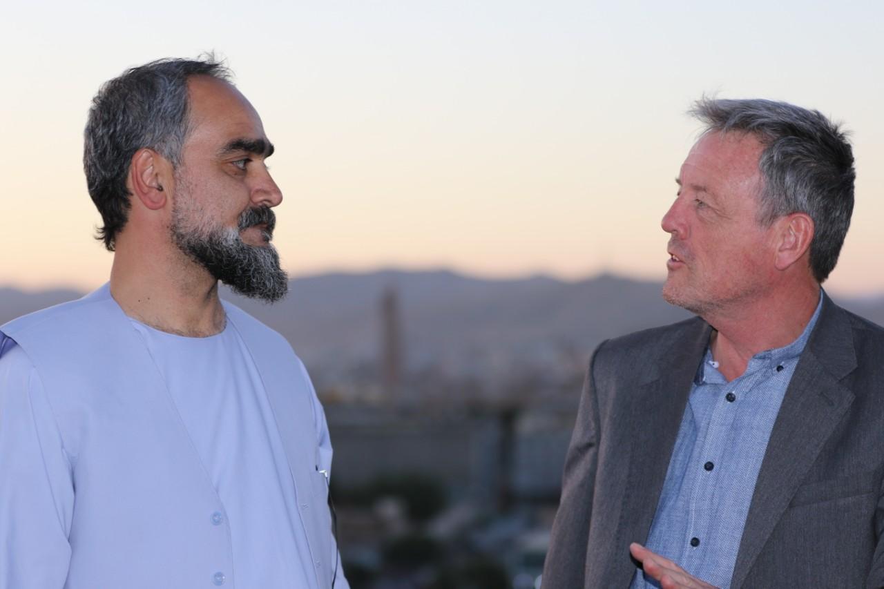 والی هرات میخواهد آبدات تاریخی را پا برجا نگه دارد