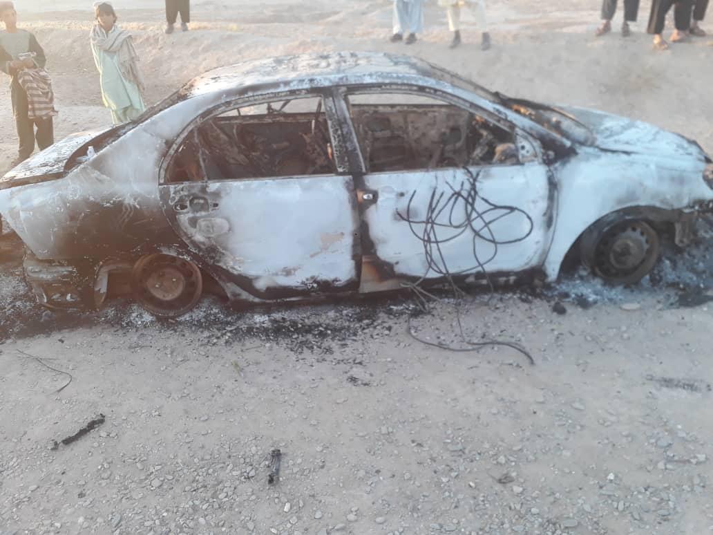 طالبان فراه سه کشته و یک کارخانه مواد مخدر را تلفات دادند