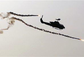 حمله هوایی در فراه جان چهار طالب مسلح را گرفت