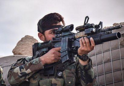نیروهای امنیتی جان ۱۸ عضو طالبان را گرفتند و ۲۰ تن را زخمی کردند
