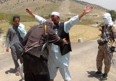 دستیابی طالبان به شاهراه غور – کابل، فیروزکوه را با محاصره اقتصادی مواجه میکند