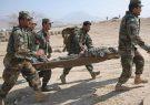 یک فرمانده ارتش و شش نیروی امنیتی در تولک غور کشته شدند