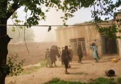 دو نیروی خیزش مردمی در غور جان خود را از دست دادند
