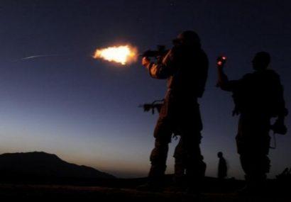 دو سرباز پولیس و سه عضو طالبان در غور کشته شدند