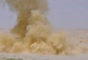 انفجار ماین در غور جان هفت کودک را گرفت