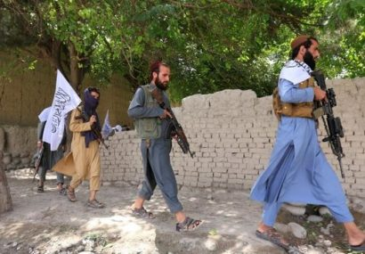 طالبان مناطق سرچشمه ولسوالی شهرک غور را سقوط دادند