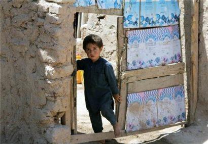 بیش از ۸۰ درصد مردم غور زیر خط فقر زندگی میکنند