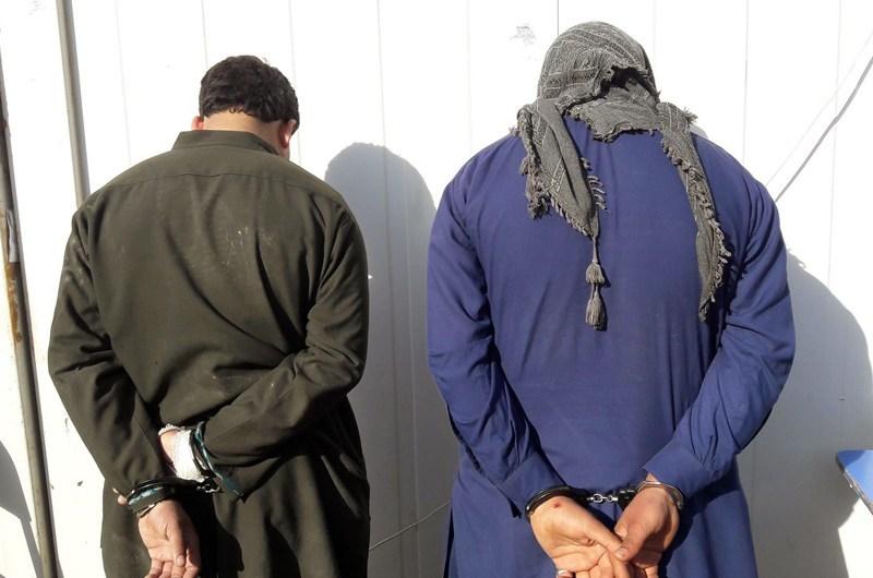 دزدان مسلح مسیر چشت هرات و تولک غور به دست پولیس افتادند