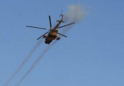 حمله هوایی ارتش دو عضو طالبان را در غور از پای درآورد