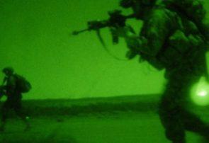 کماندوهای فراه یک قرارگاه طالبان را منفجر کرده و سه تن را به دام انداختند
