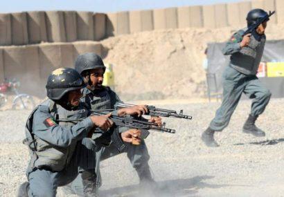 پولیس فراه طالبان را با سه کشته از حومه شهر فراری داد