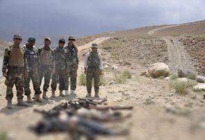 بمباران زیرکوه هرات ملا فضل احمد و پنج زیردستش را از پای درآورد
