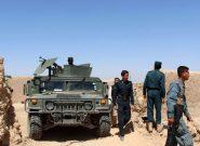 چهار سرباز پولیس و دو عضو طالبان به شمول ملا میرویس در فراه کشته شدند