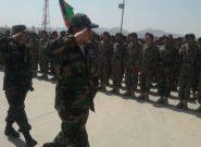 یک هزار نیروی ارتش وارد جبهات جنگی غرب افغانستان شدند