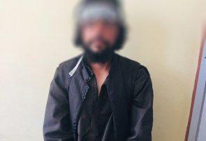یک عضو کلیدی طالبان به چنگ پولیس هرات افتاد