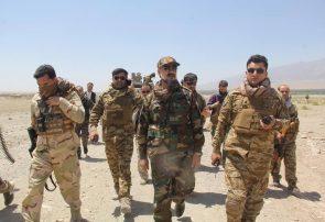 صفیالله چپات در عملیات ولسوالیهای شرقی هرات به شدت زخمی شد