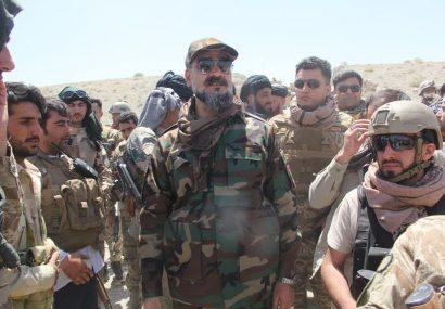 والی نام نهاد طالبان برای هرات زخمی شد و ۳۸ تن دیگر از پای درآمدند