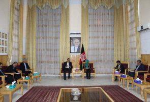 معاون امور مجلس و ایرانیان وزارت خارجه کشور ایران به هرات سفر کرد
