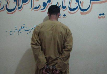 یک مظنون قتل و یک قاچاقچی مواد مخدر به چنگ پولیس هرات افتادند