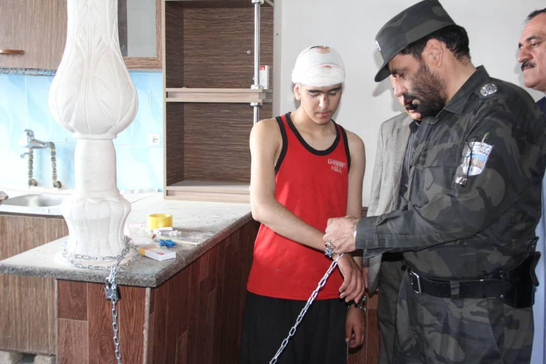 پولیس هرات یک دانشآموز را از چنگ آدمربایان نجات داد