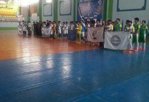 جام دوستانه فوتسال دانشگاههای خصوصی غرب کشور در هرات آغاز شد