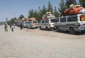 روند بازگشت بیجاشدگان داخلی به ولایتهای خود با رفتن ۵۰ خانواده از هرات آغاز شد