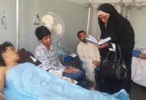 ۲۳ کشته و ۱۷ زخمی حادثه شاهراه هرات – کابل به هرات انتقال یافتند