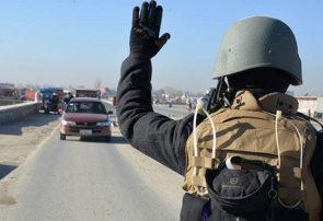 پولیس از یک انفجار مهیب در شهر فراه جلوگیری کرد