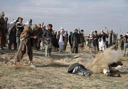 طالبان غور دو کشاورز را کشتند و دو تن را هم ربودند