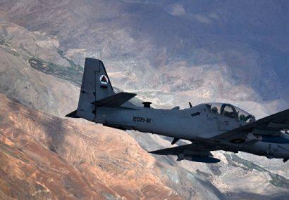 عملیات اخیر هوایی در بادغیس موثرترین عملیات چند سال اخیر بوده است