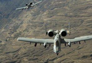 بمباران هوایی در فراه ۱۰ عضو طالبان را از پای درآورد