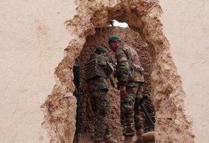 بالامرغاب رکورد محاصره نیروهای دولتی را در غرب کشور شکست