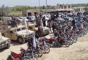 سقوط پاسگاه بندبایان غور هفت کشته، هشت زخمی و ۱۵ ناپدید از ارتش گرفت