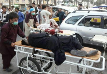 انفجاری در محله حاجی عباس هرات پنج کشته و ۳۰ زخمی گرفت