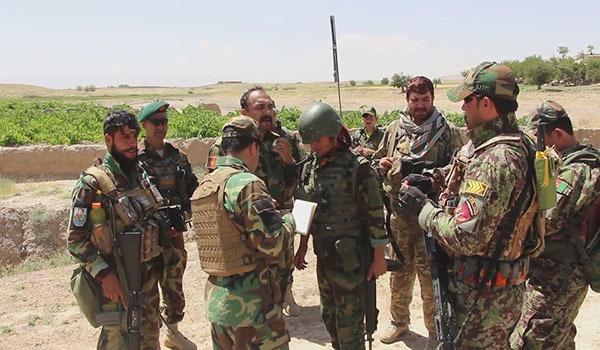 با دعوت طالبان به صلح، دولت چند روستای دیگر را در مرکز غور پس گرفت