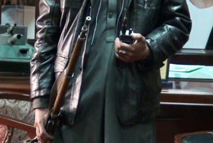 خبرچین طالبان برای نا امن سازی شاهراهها را دستگیر کردیم