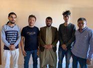 چهار گروگان مسیر اسلام قلعه هرات آزاد شدند