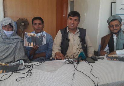 ماجرای خانوادهای که هشت ماه پیش در هرات ربوده شده و آزاد نشدند