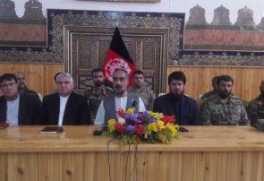 نشست چهار جانبه والیان غرب کشور جهت هماهنگی در تأمین امنیت انتخابات برگزار شد
