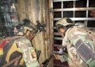 زندان طالبان در بکواه فراه به تسخیر قوای افغان و خارجی درآمد