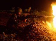شب جهنمی در اوبه هرات/آمار مبهم ۴۰ کشته و زخمی از طالبان است